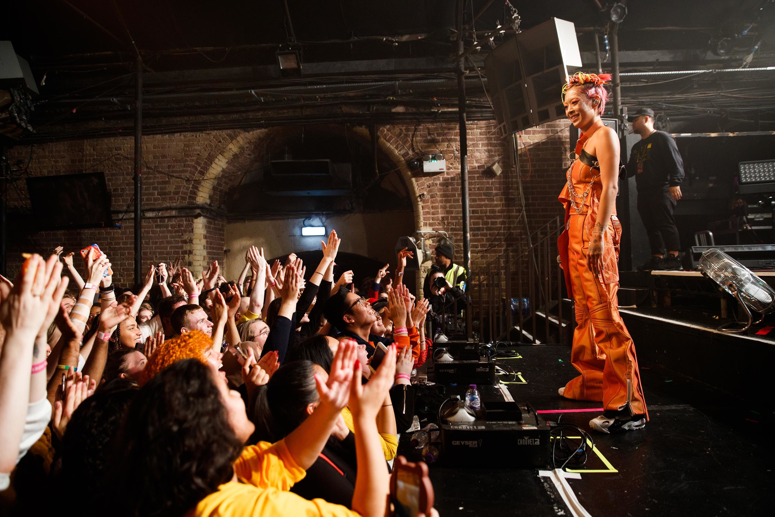 Rina Sawayama, Heaven, London