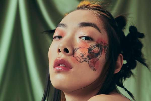 Rina Sawayama is on the cover of DIY's March 2020 issue