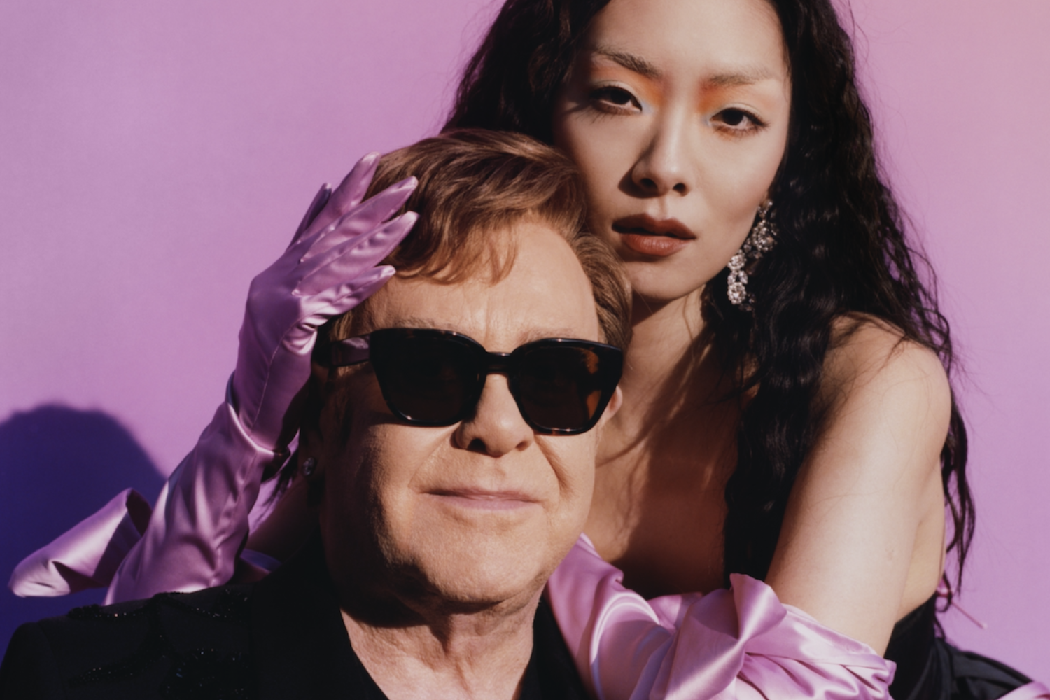 Rina Sawayama and Elton John to join forces for new version of 'Chosen Family'