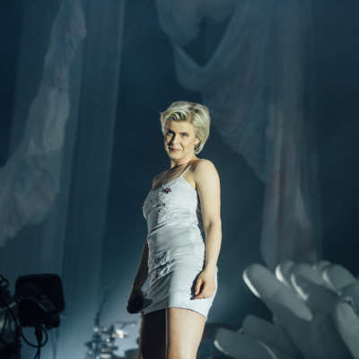 Robyn, Alexandra Palace, London