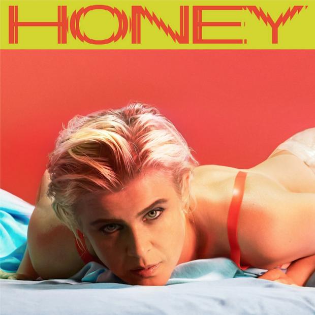 Robyn announces new album 'Honey'