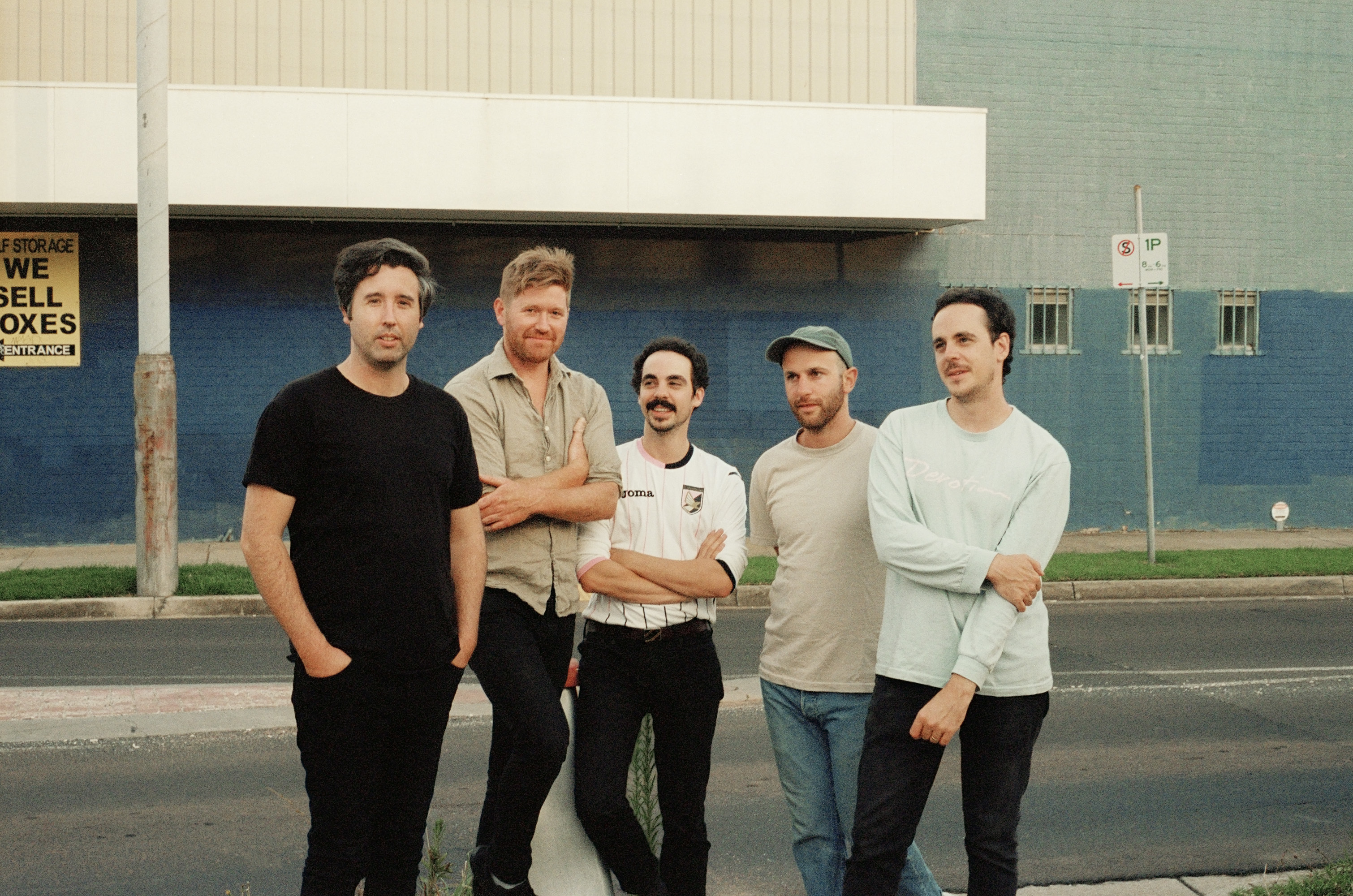Rolling Blackouts Coastal Fever release new track 'Cars In Space'