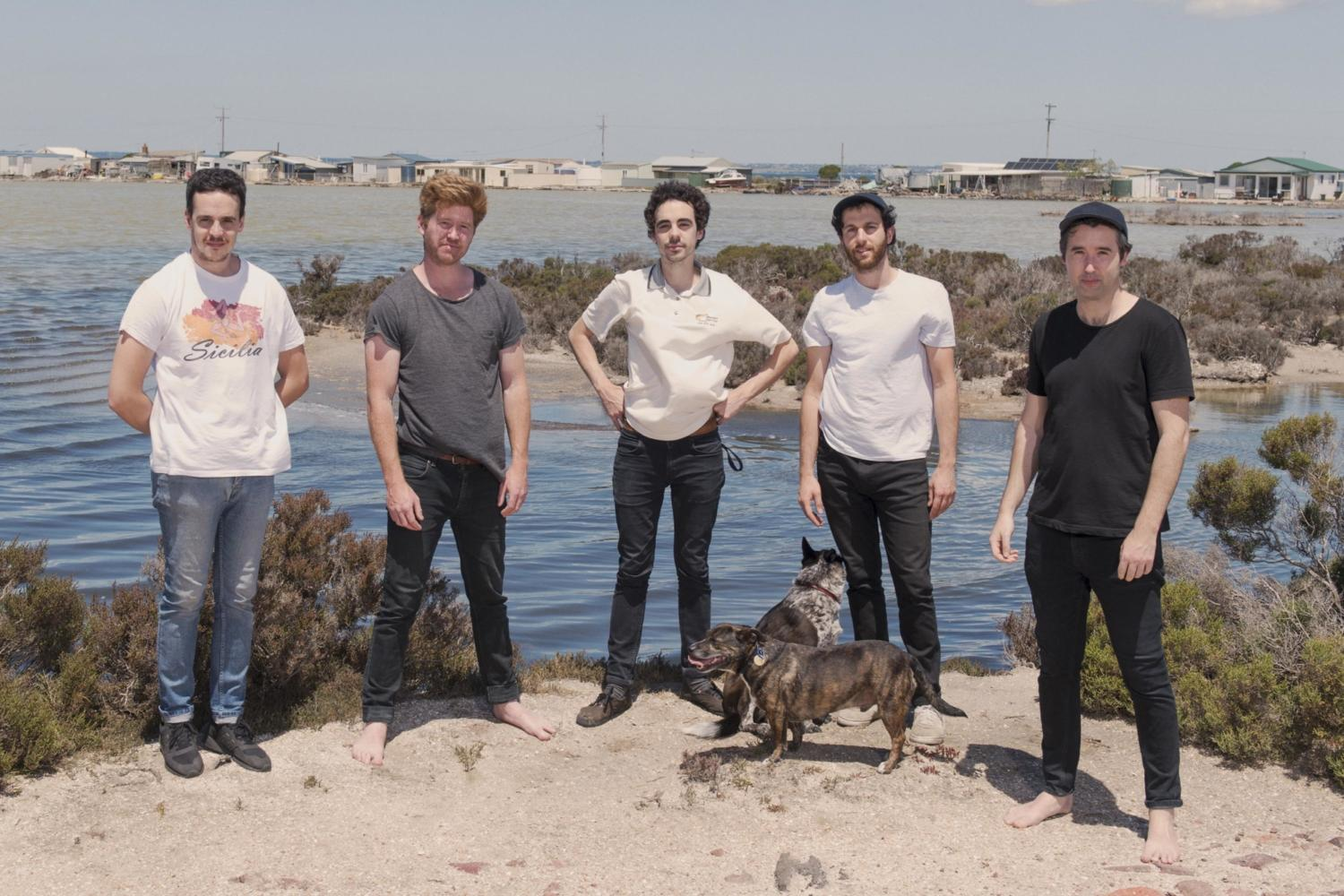 Rolling Blackouts Coastal Fever air new song 'Read My Mind'
