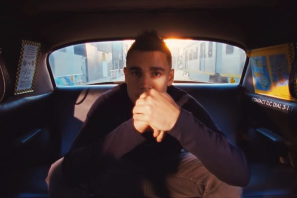 Rostam teams up with famous pals for 'From The Back Of A Cab' video