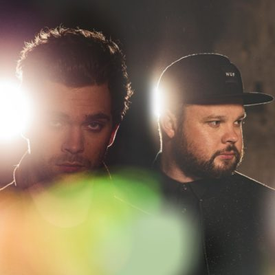 Royal Blood get twisted in the video for 'I Only Lie When I Love You'