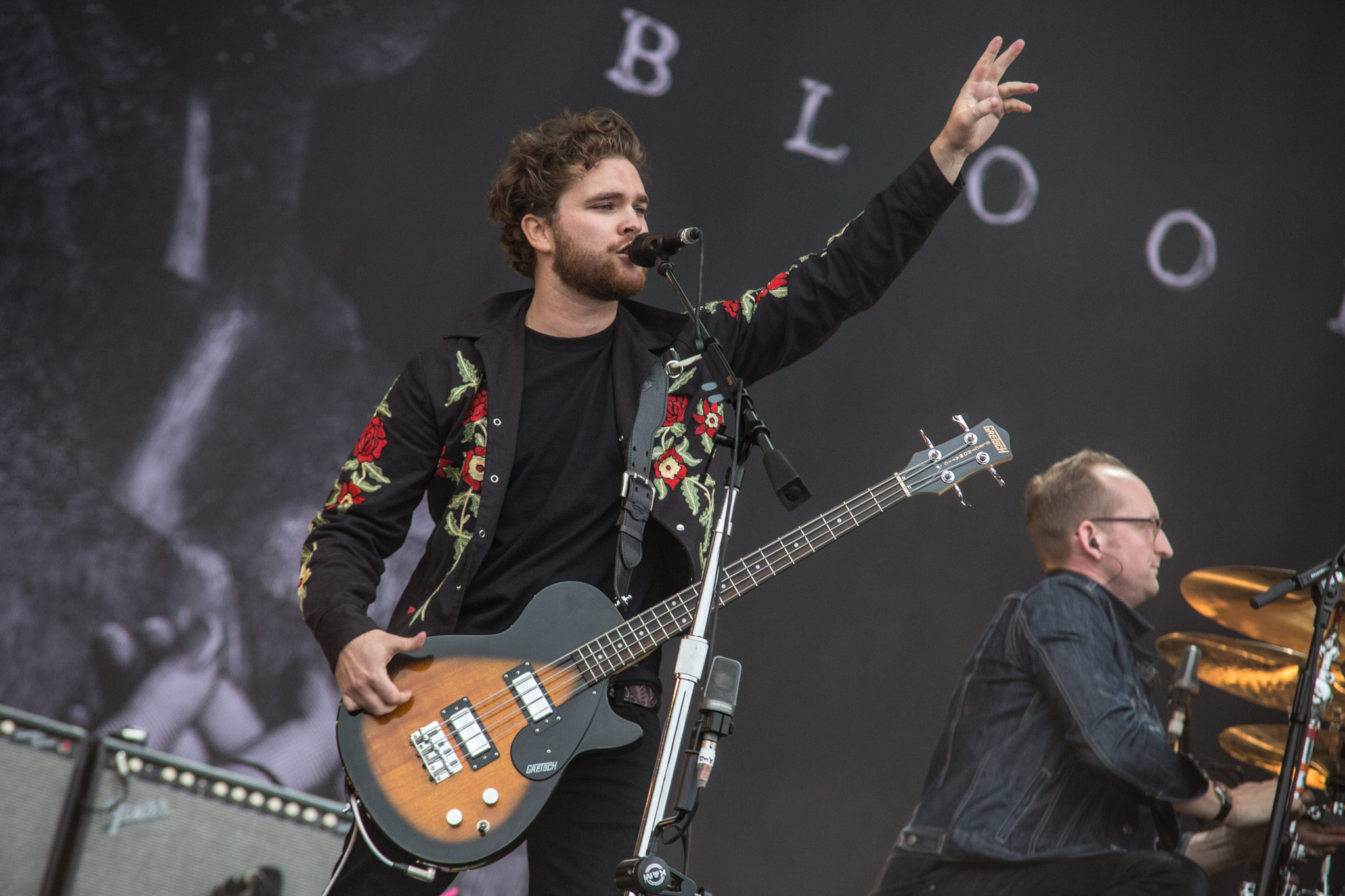 In the Studio with Royal Blood