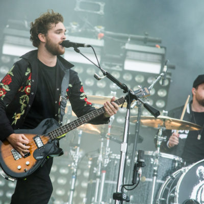 Royal Blood, Bonobo and more set for Rock Werchter 2017