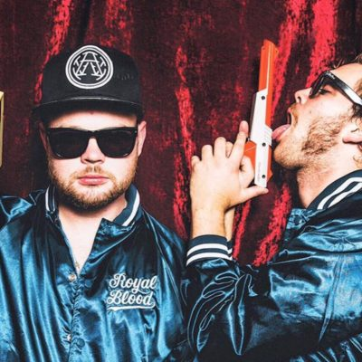 Royal Blood are releasing their new album in June!