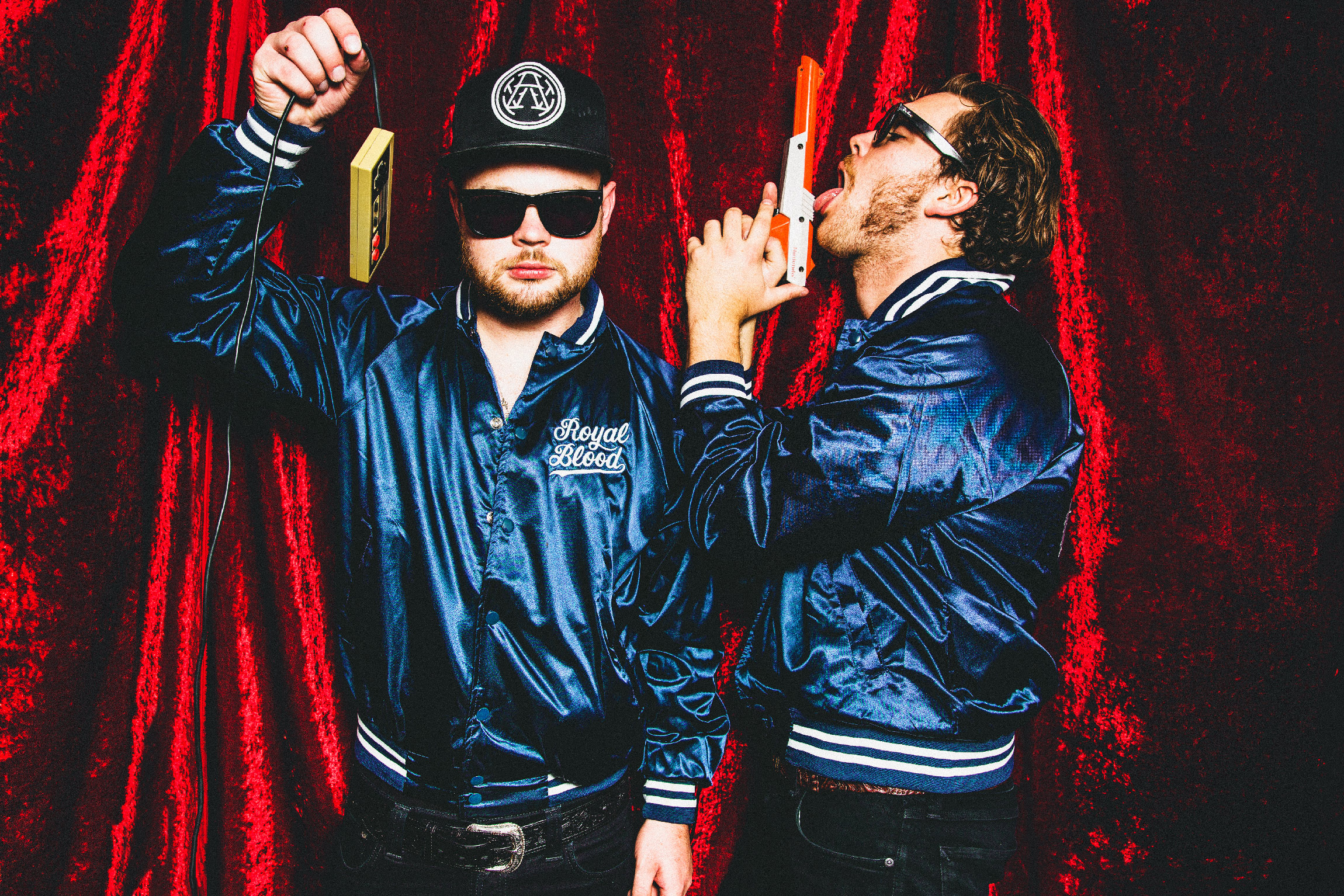 Royal Blood are teasing something with a car