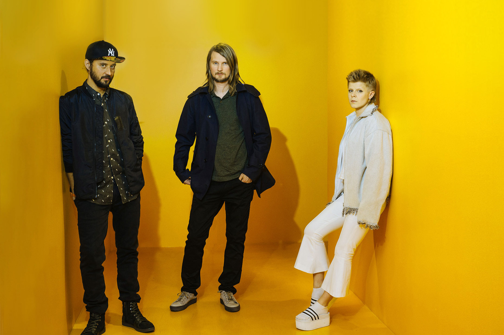 """Röyksopp and Robyn: """"It's not just a new collaboration, it's for a new purpose"""""""
