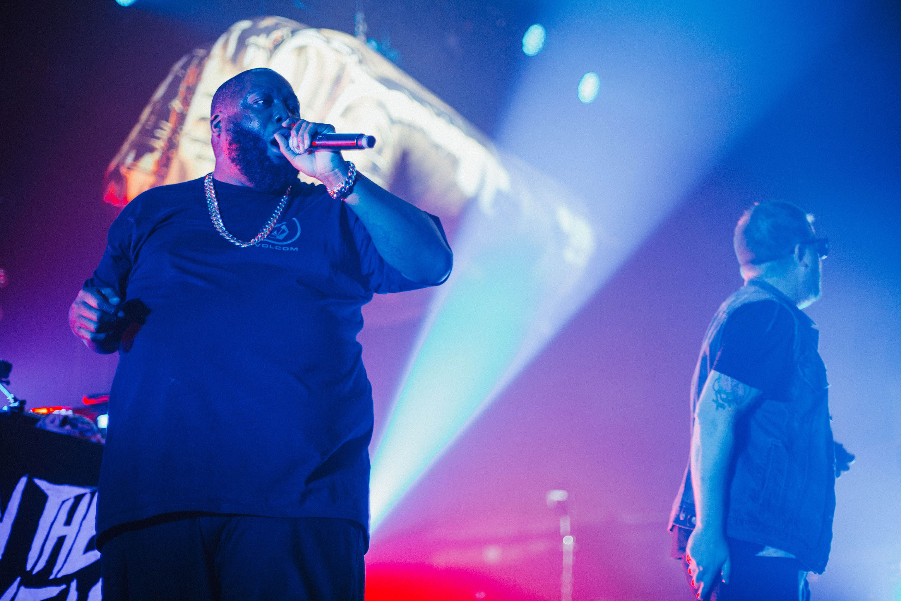RunTheJewels, Victoria Warehouse, Manchester