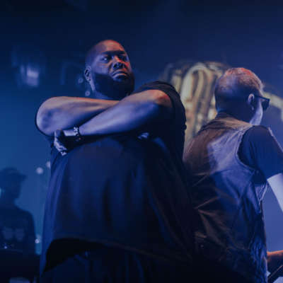 Run The Jewels, Victoria Warehouse, Manchester