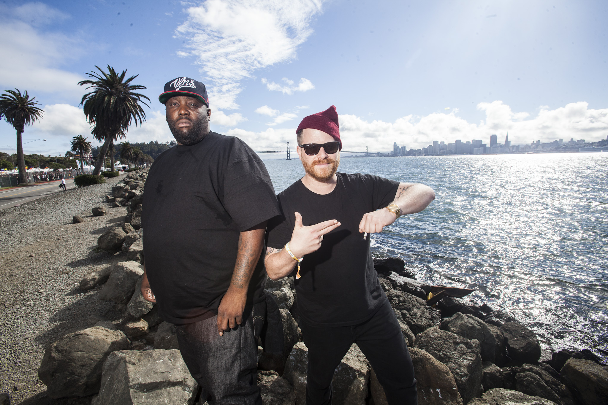 "Run the Jewels: ""We'll never be a super serious group"""