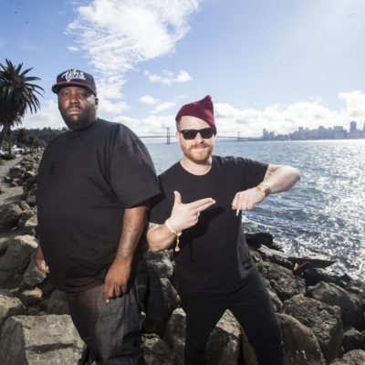 Run The Jewels announce Art The Jewels UK exhibition