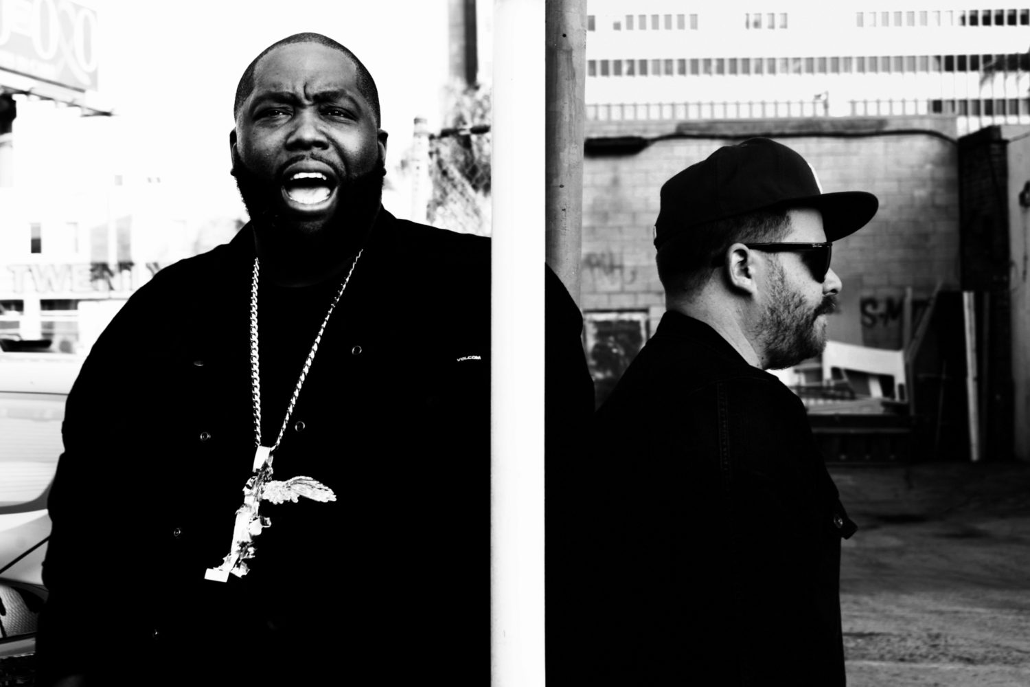 Hear Run The Jewels' new song 'Let's Go (The Royal We)'