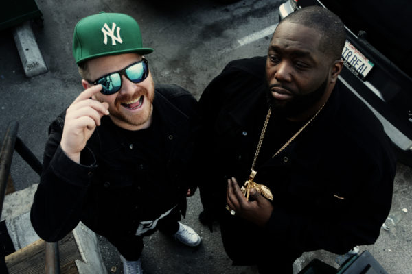 Hold up! It's Run the Jewels