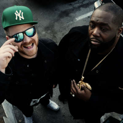 Run The Jewels air new track 'Mean Demeanor'