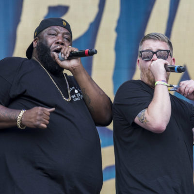 Run The Jewels and Mitski are supporting Lorde in North America