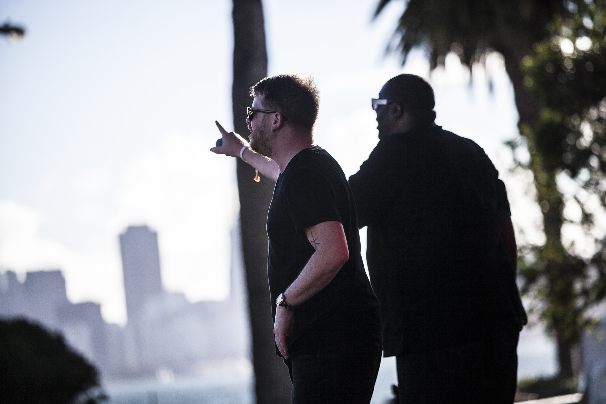 """Run the Jewels give update on 'RTJ3' - """"that's what we're doing all next year until it's done."""""""