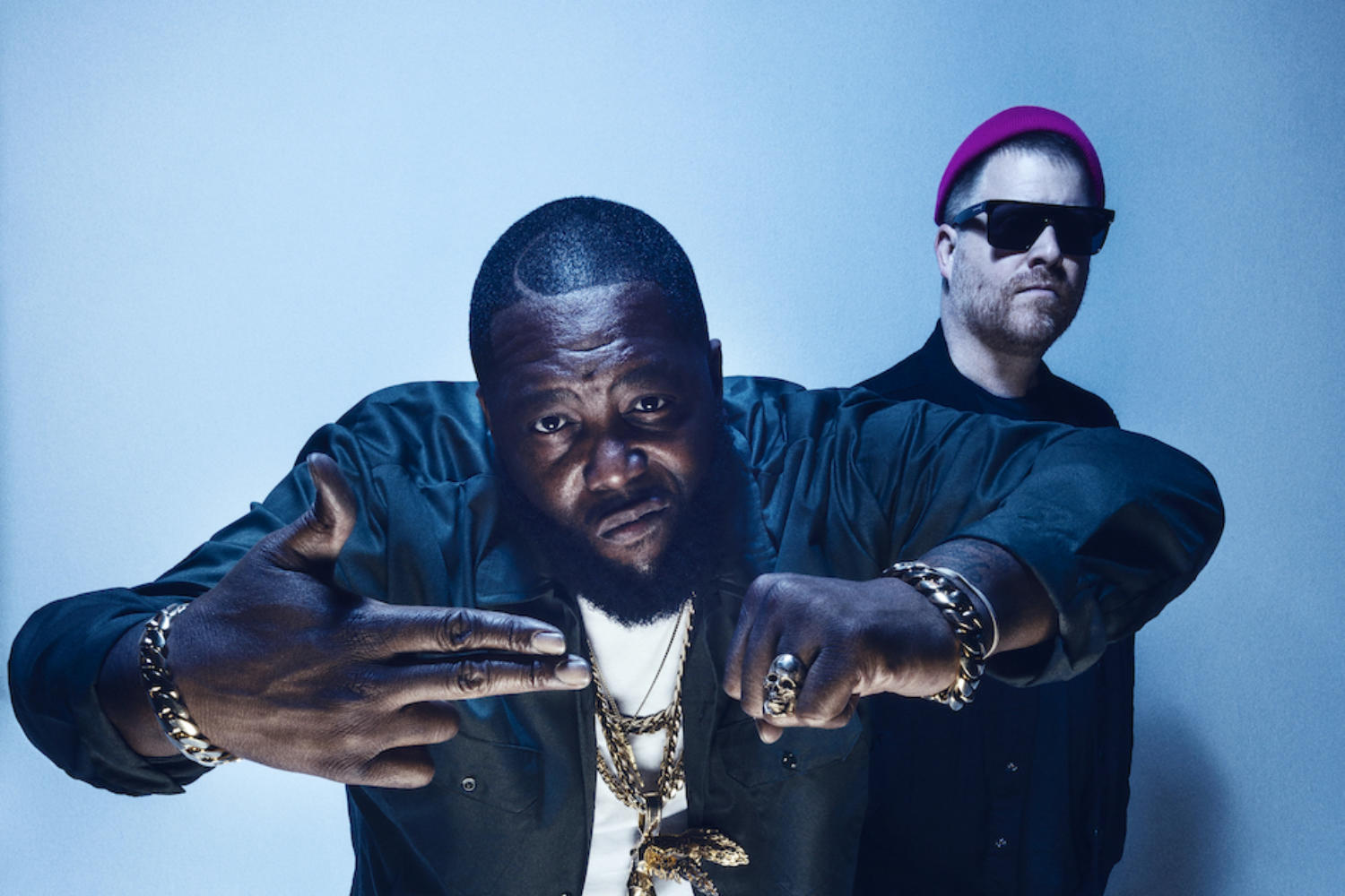 Run The Jewels share 'JU$T' video