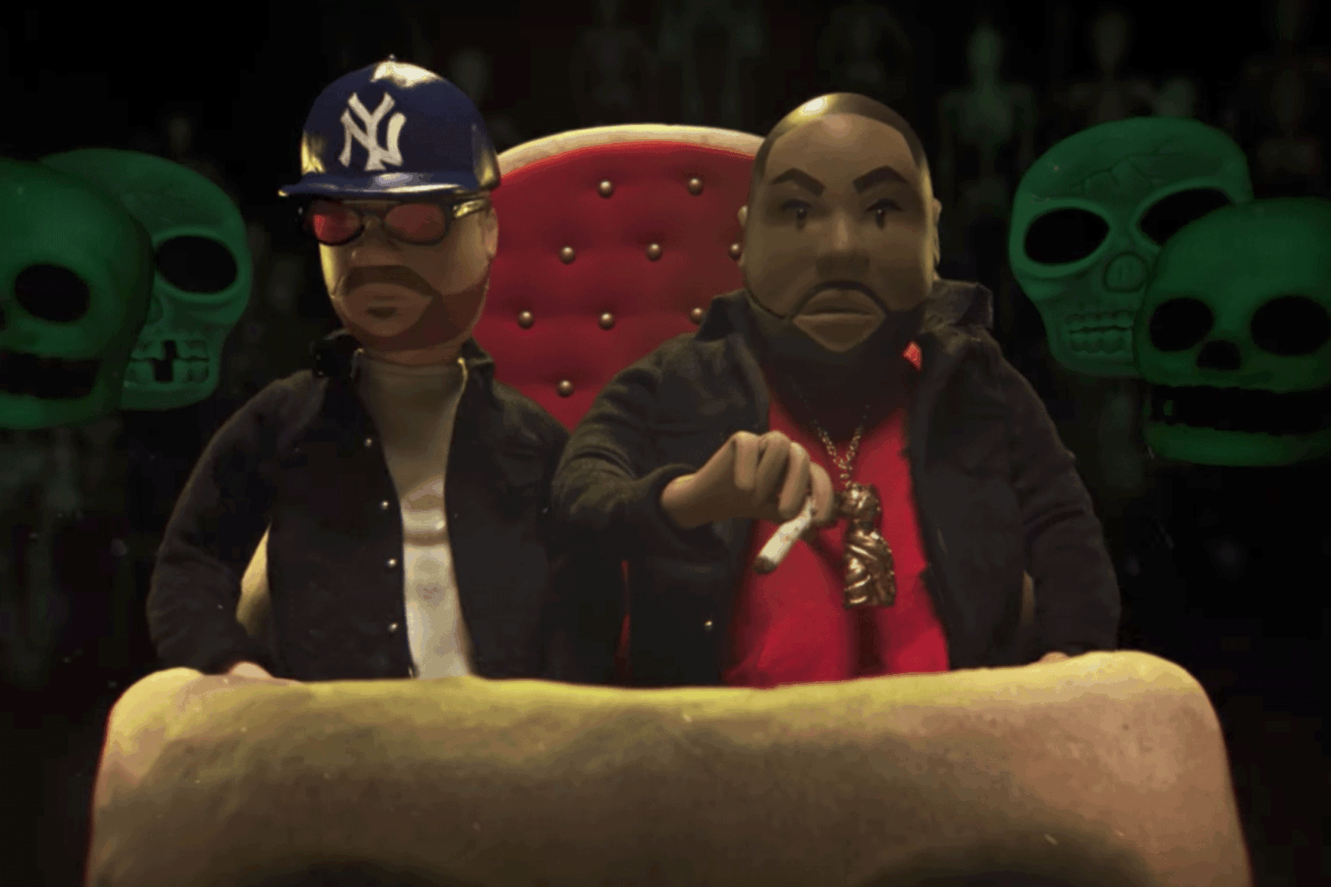 Run The Jewels share stop-motion video for 'Don't Get Captured'