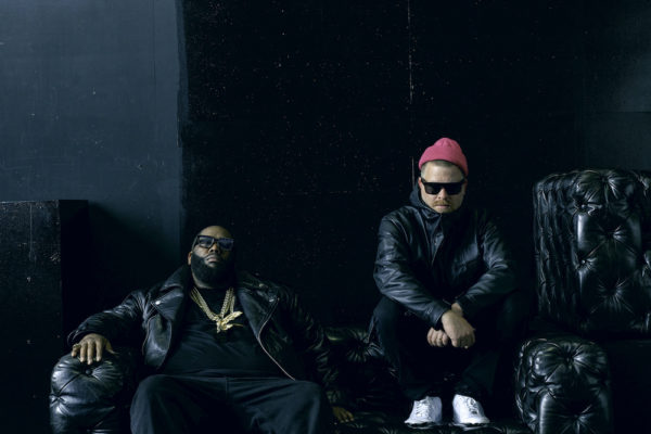 Run The Jewels join forces with Royal Blood for new version of 'The Ground Below'