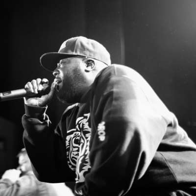 Run The Jewels, Academy 2, Manchester