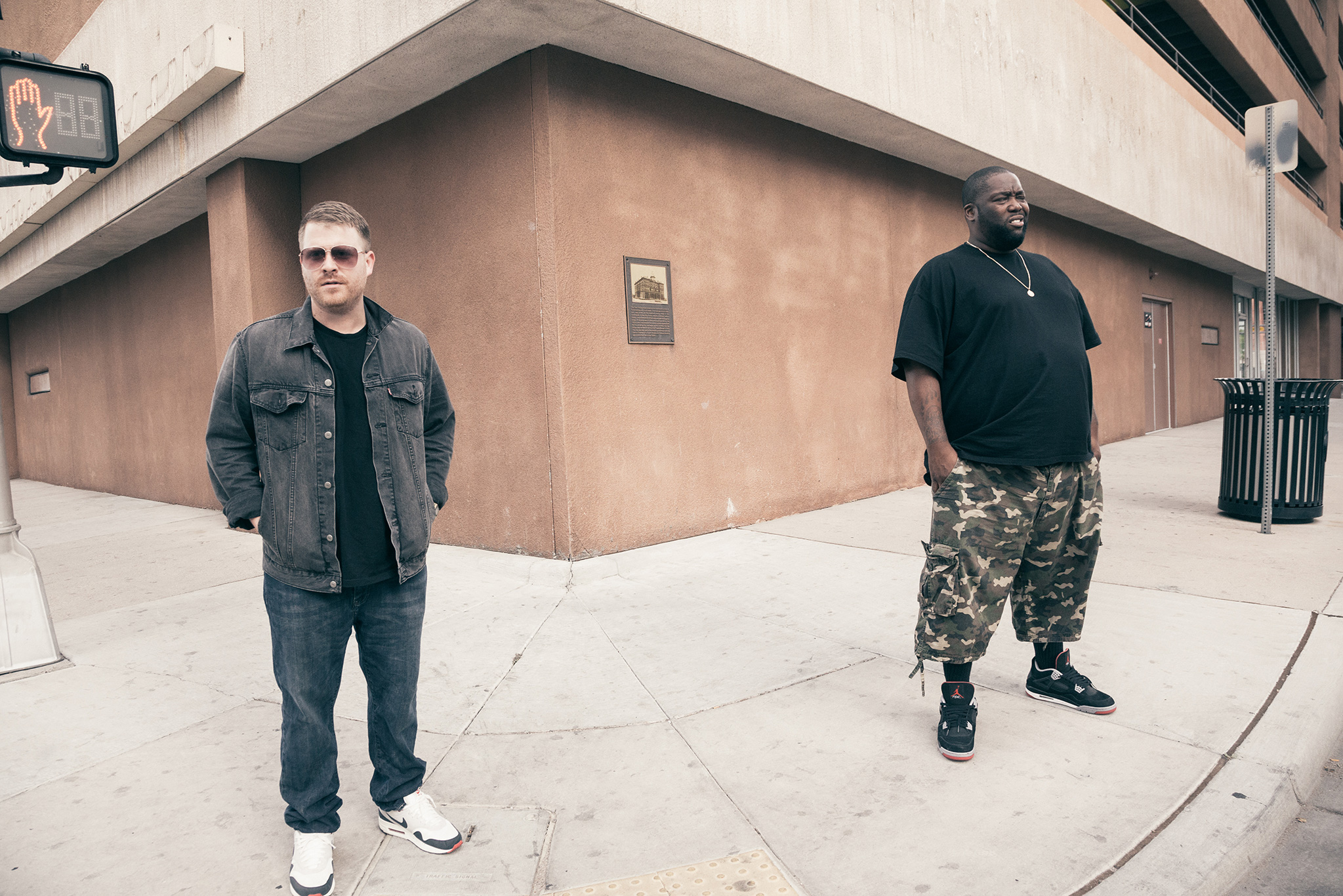Marvel Comics honours Run the Jewels with another exclusive cover