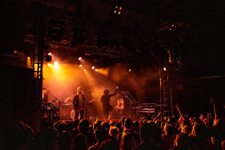 The Raconteurs, Electric Ballroom, London