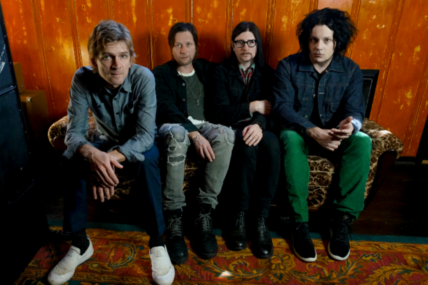 The Raconteurs release new track 'Hey Gyp (Dig The Slowness)'
