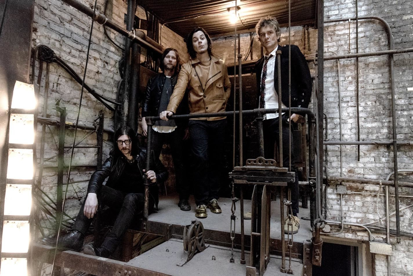 The Raconteurs confirm they've finished work on their new album