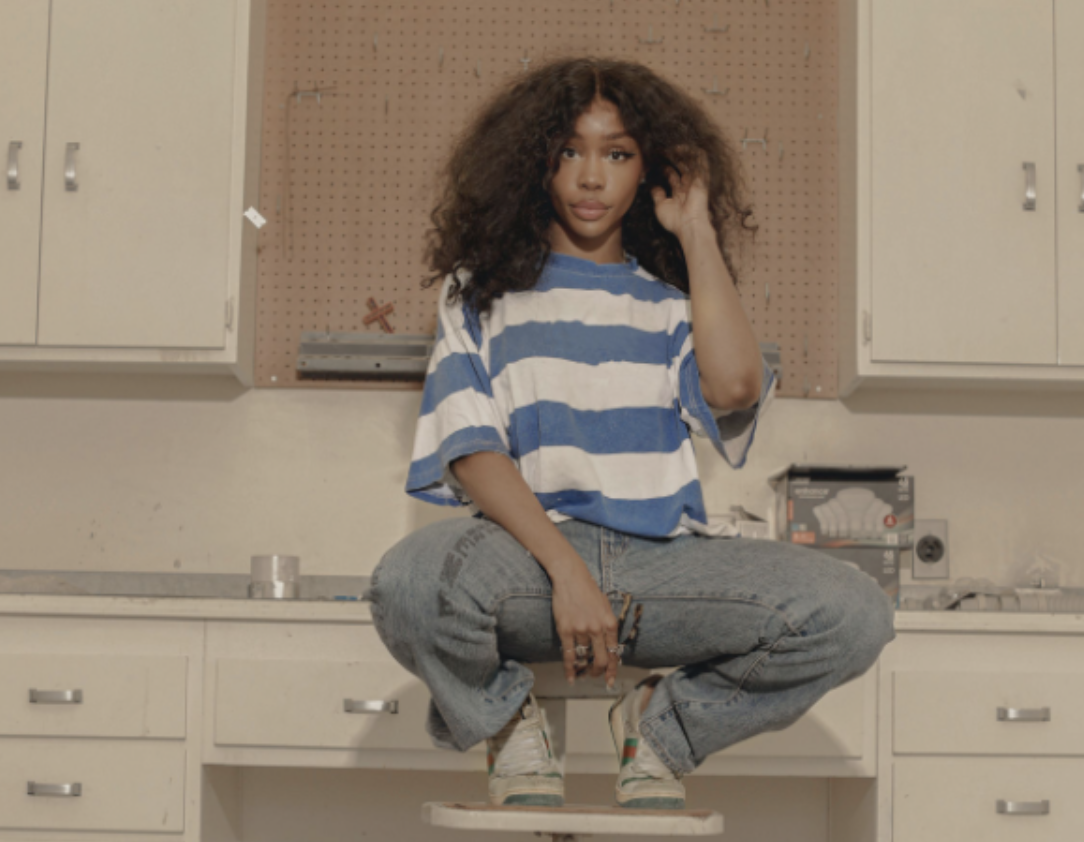 SZA shares new song 'Good Days'