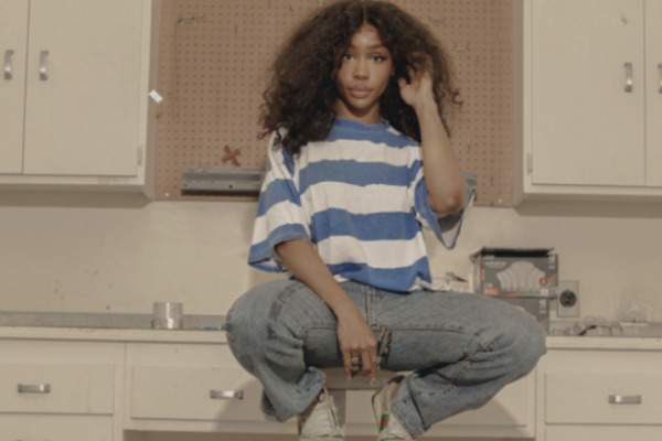 SZA reveals new track 'The Anonymous Ones'