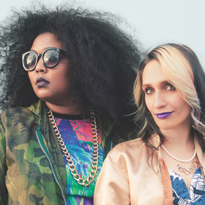 Speedy Ortiz's Sadie Dupuis (Sad13) and Lizzo release 'Basement Queens'