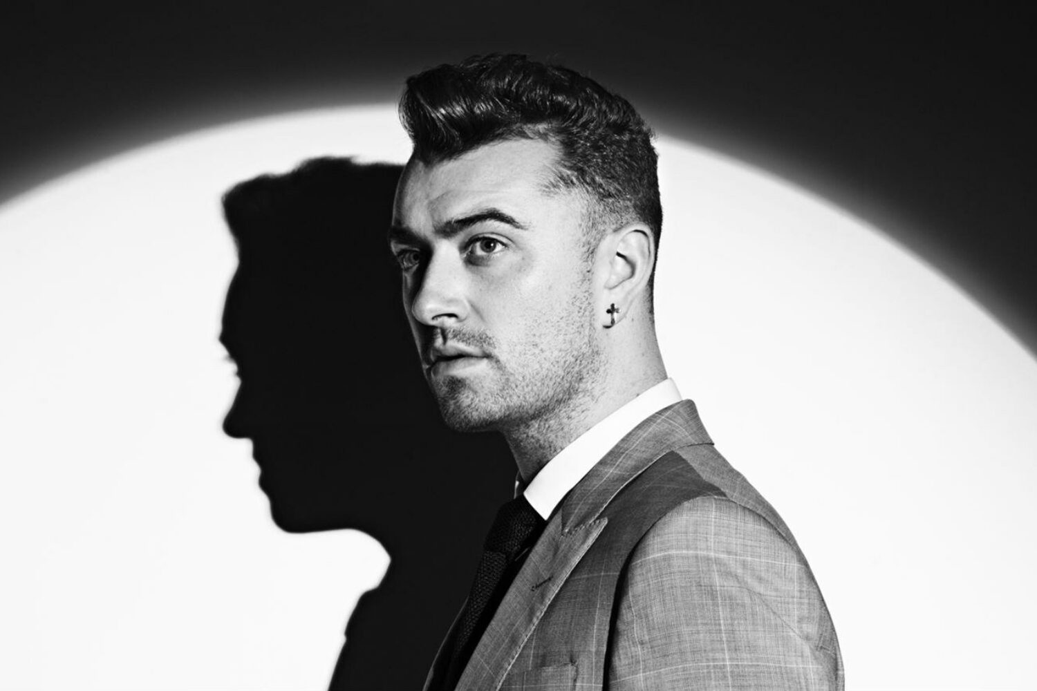 Sam Smith shares new Bond theme, 'Writing's on the Wall'