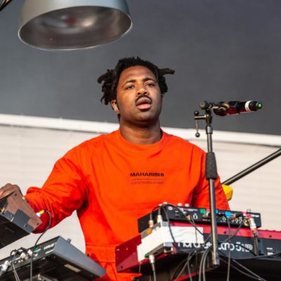 Sampha releases new song 'Treasure'