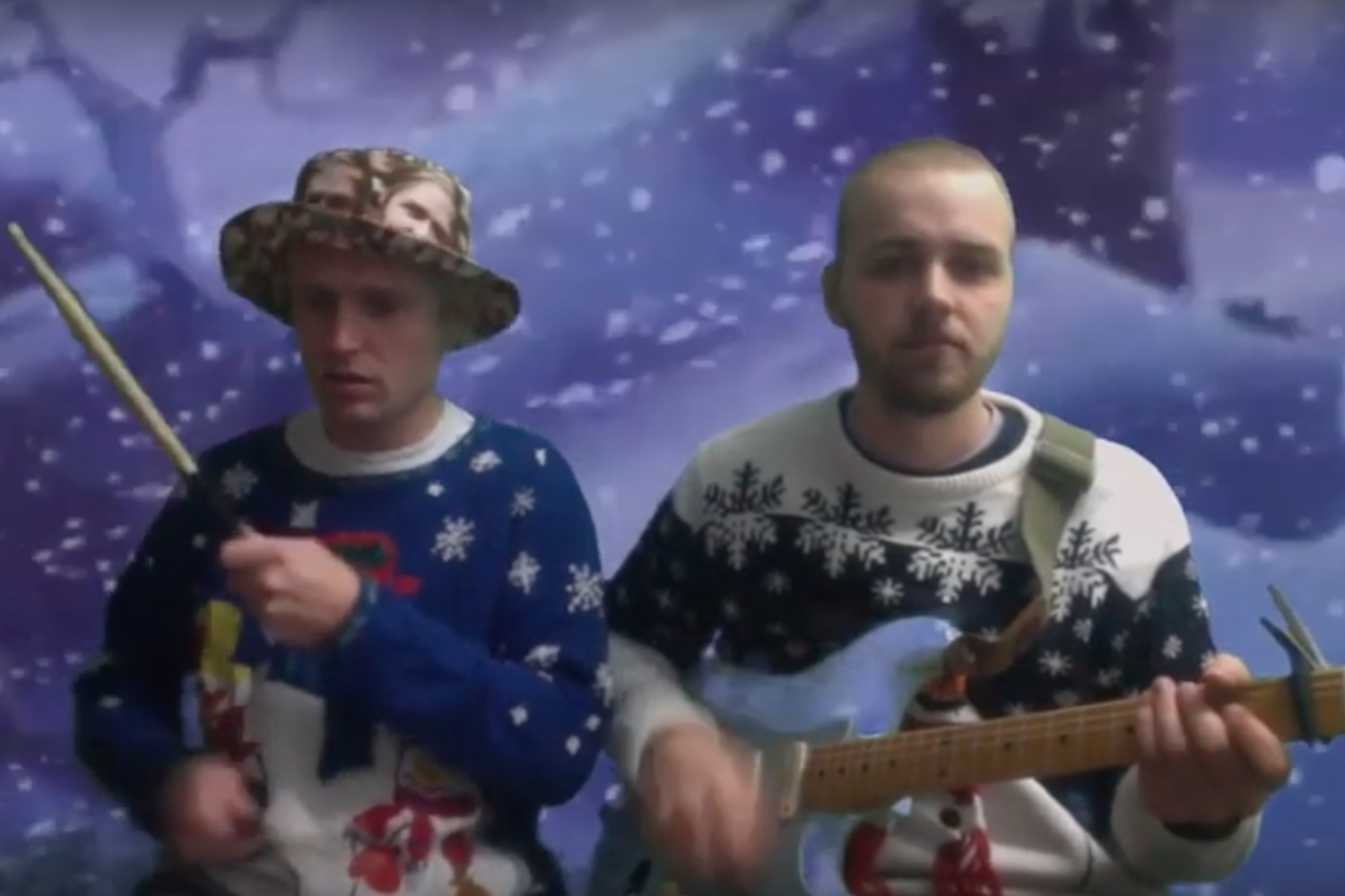 San Scout release 'Christmas Number One'