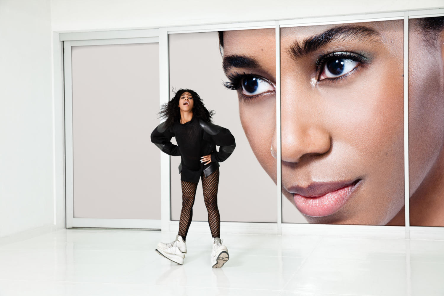 Santigold plays 'Can't Get Enough of Myself' on Jimmy Fallon