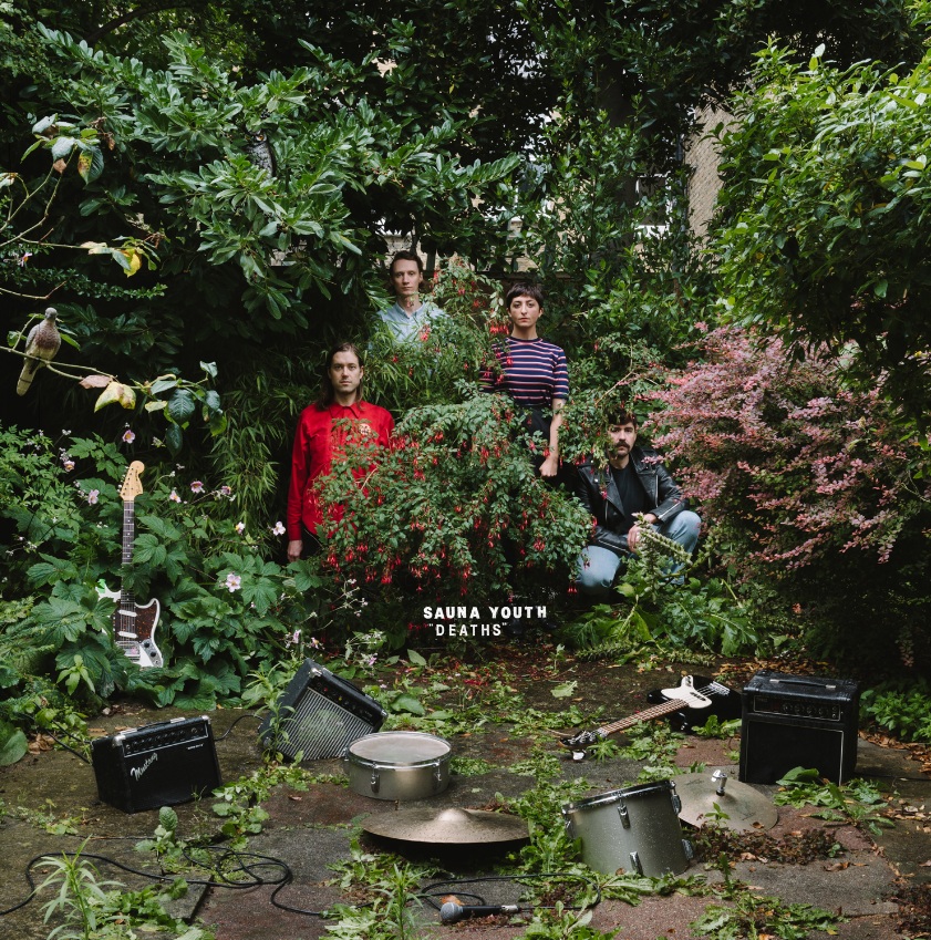 Sauna Youth announce new album 'Deaths' - hear furious first track 'Percentages'