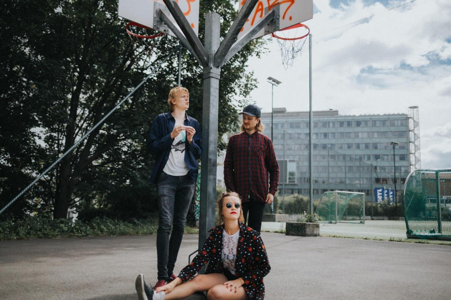 Sauropod share new track 'Never On Time'