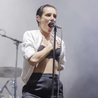 Savages steal the show at Reading 2016