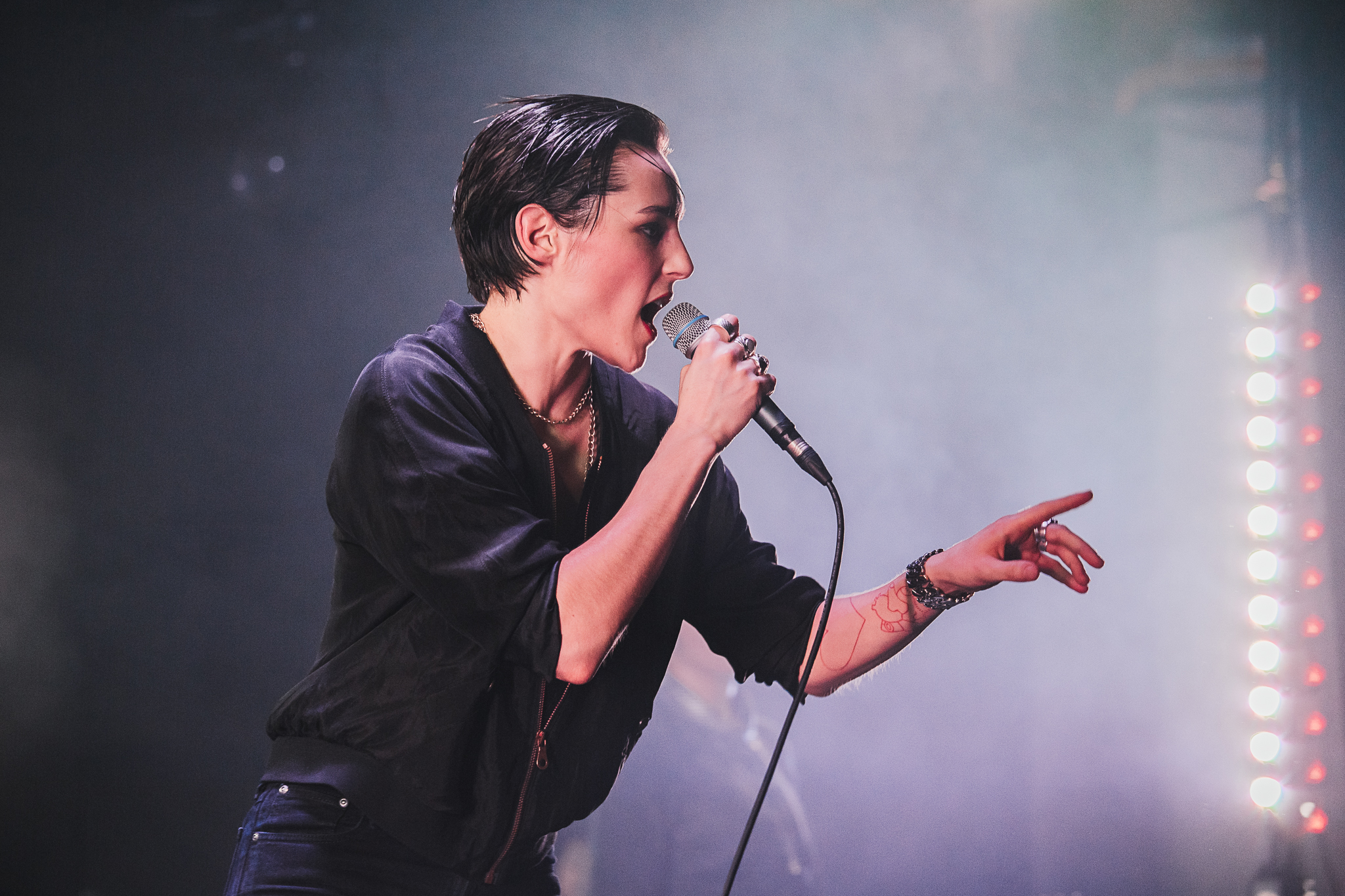 Savages point to the future with final London show of the year