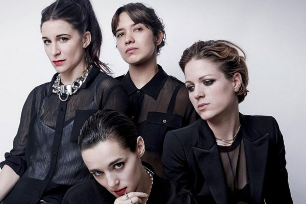 """Savages: """"We wanted to push our ideas as far as they could go"""""""