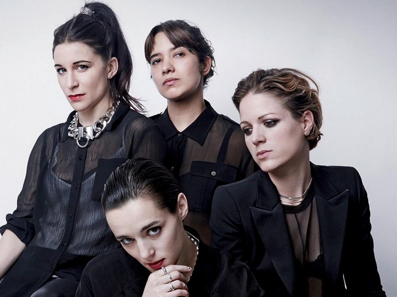 """It's very experimental"" - Savages detail plans for live performances at London's Barbican"