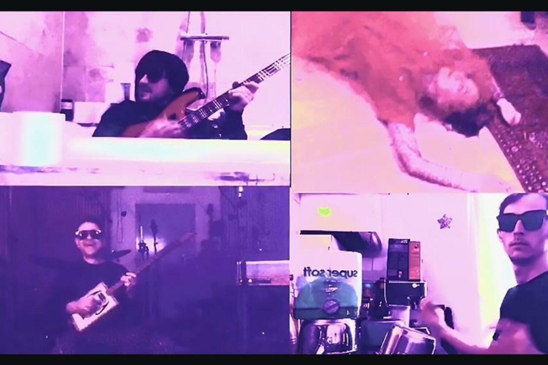 Speedy Wunderground's Scottibrains share new song 'Aristorats'