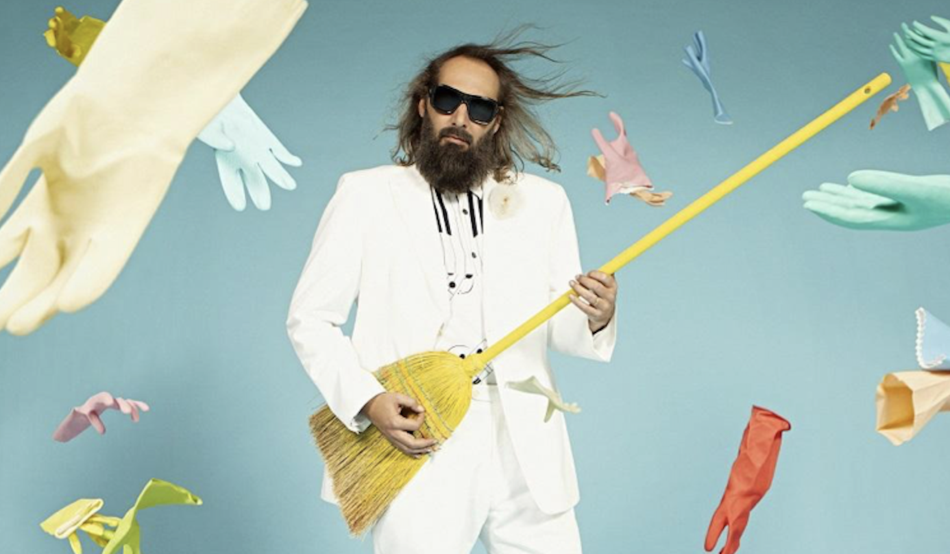 Sébastien Tellier releases 'Domestic Tasks'