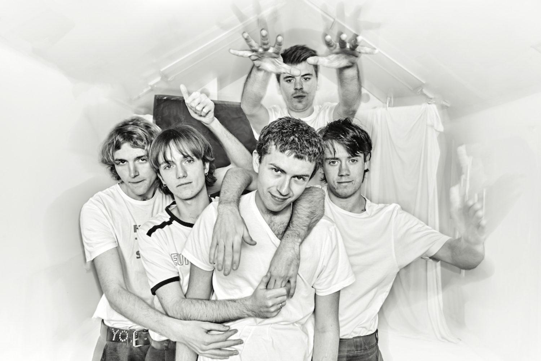 Shame announce 'Born In Luton Remixes' EP