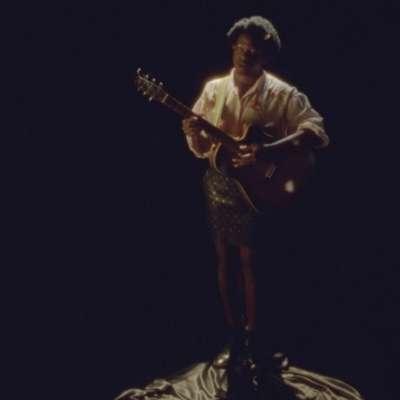 Shamir shares 'Larry Clark' video