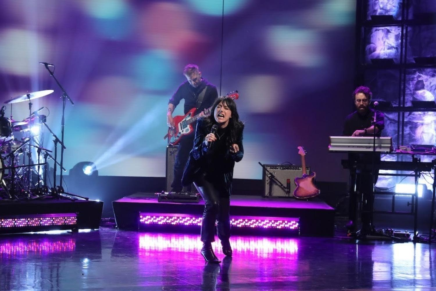 Watch Sharon Van Etten bring 'Seventeen' to Ellen
