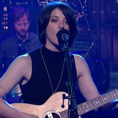 Watch Sharon Van Etten (and a full orchestra) deliver a tear-jerking cover of LCD Soundsystem